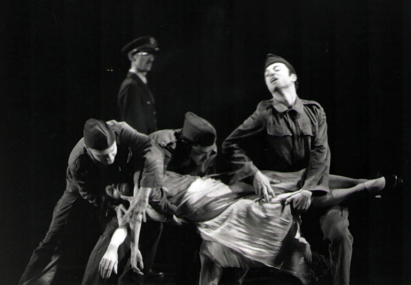 Di Palma and company first performed 'Garden of Names' in 1996.