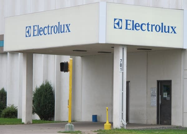An Electrolux building in St. Cloud.