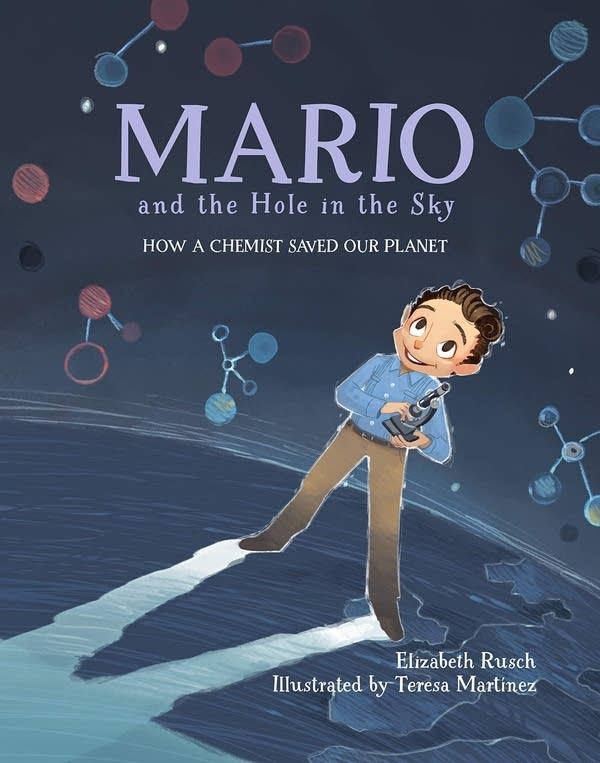 Julie's Library: Mario and the Hole in the Sky