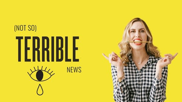 Sign up to receive TTFA's Not So Terrible News newsletter