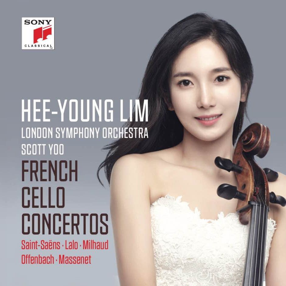 Hee-Young Lim - 'French Cello Concertos'