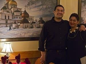 Marina and Evgeny Liberman