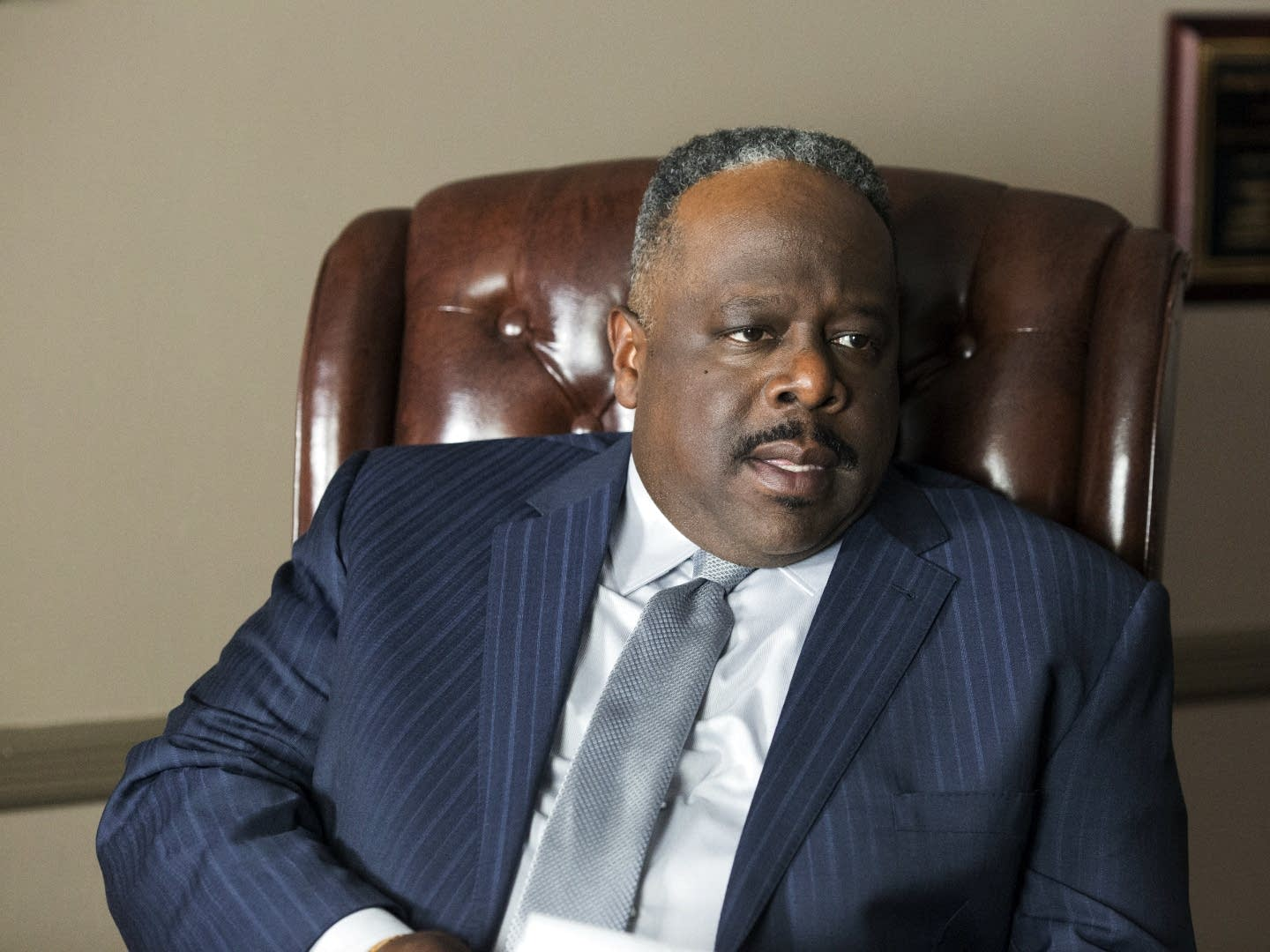 Cedric Kyle (better known as Cedric the Entertainer) as Pastor Jeffers.