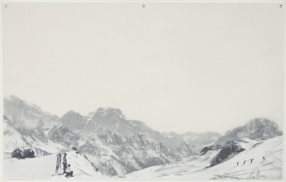 Ski Paradise (Panorama Study)