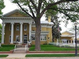 The Hormel Historic Home in Austin, Minn.