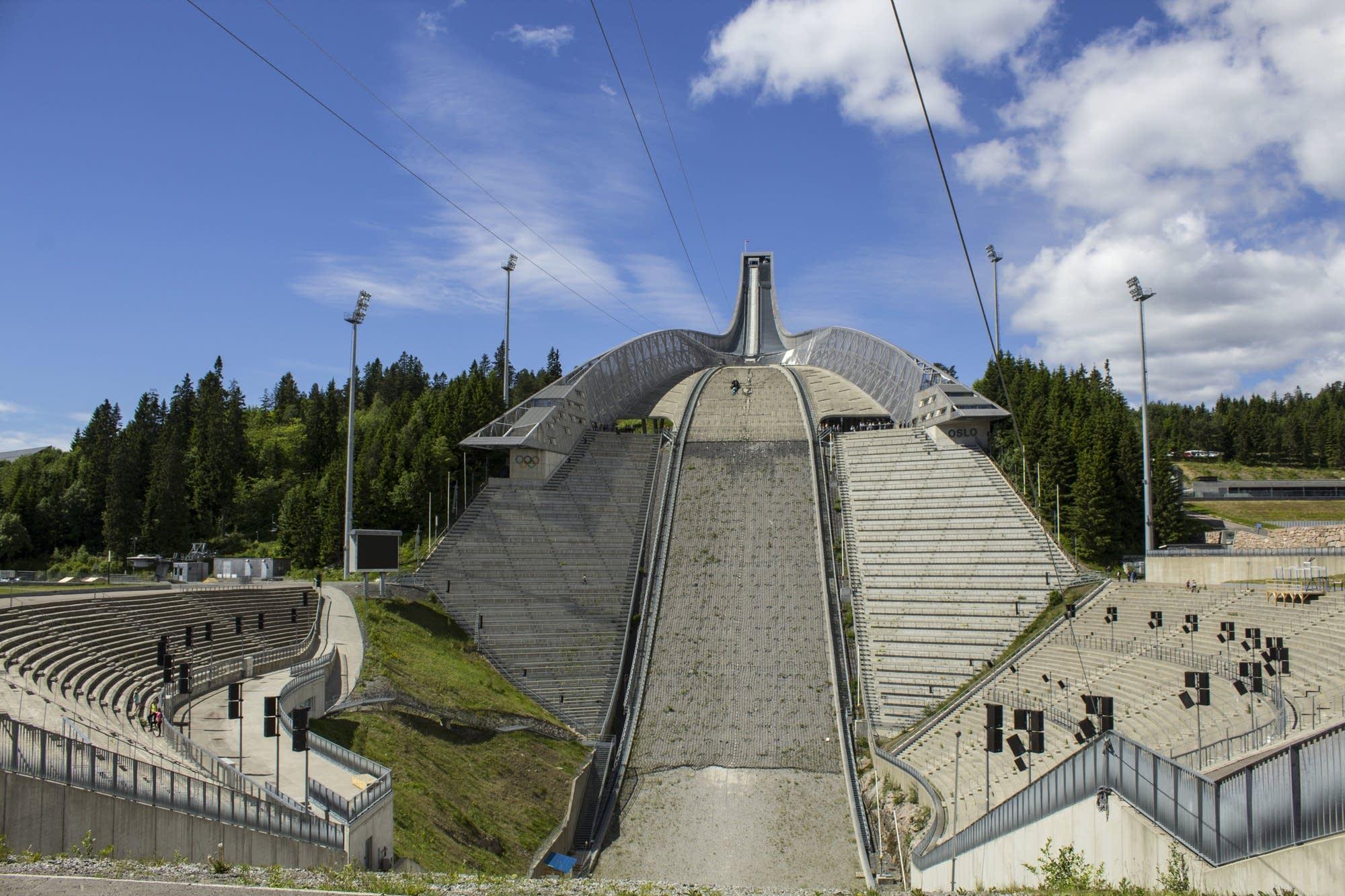 Oslo - 13 - ski jump