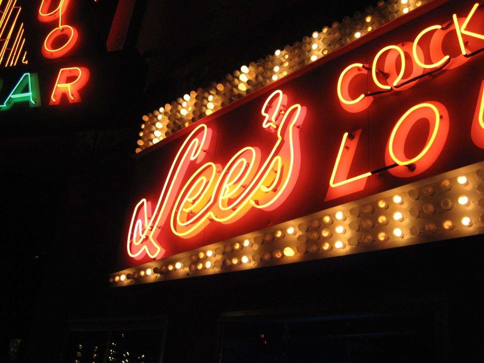 Lee's Liquor Lounge in Minneapolis.