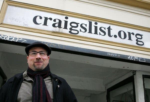 Craigslist founder helps memorialize murder victim | MPR News