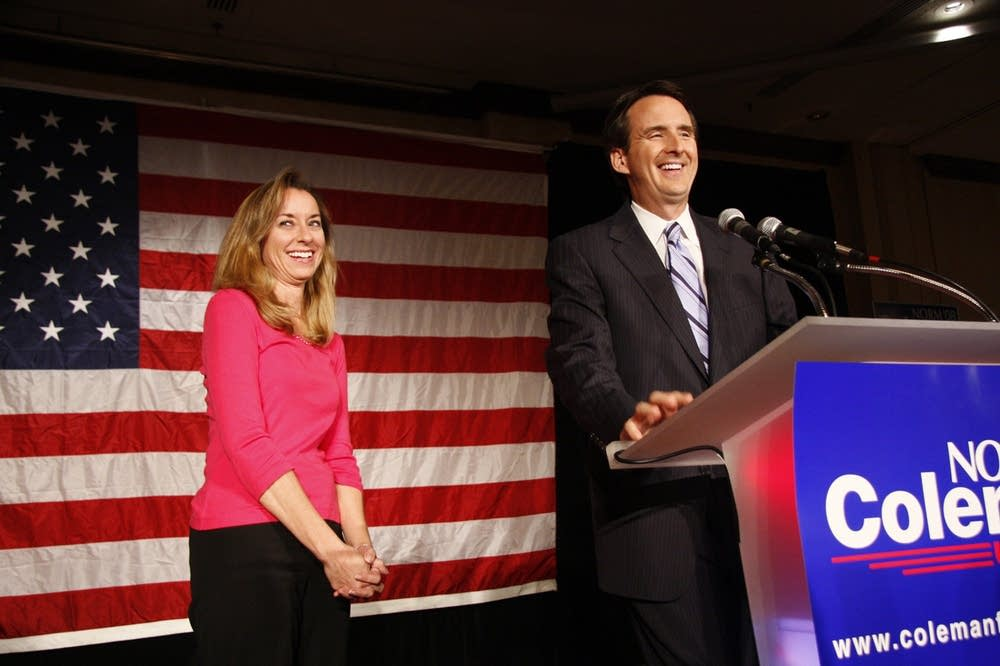 Tim and Mary Pawlenty