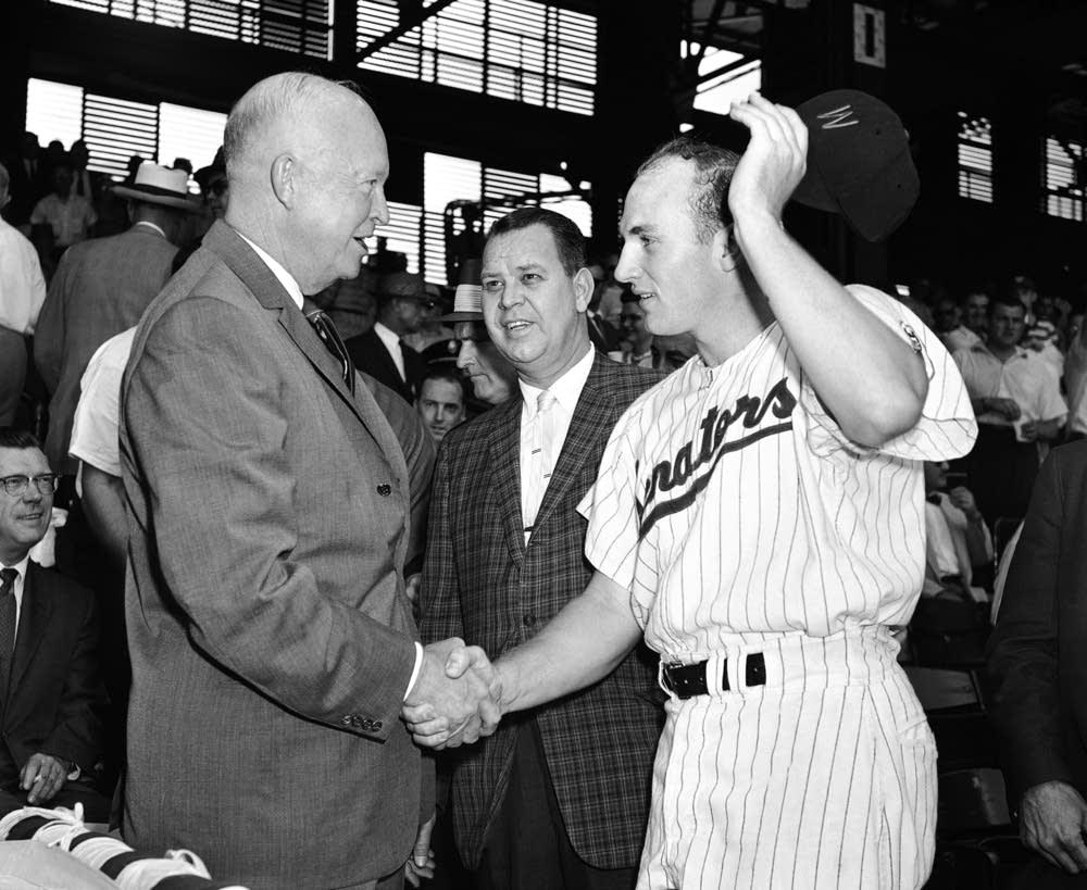 Killebrew meets Eisenhower