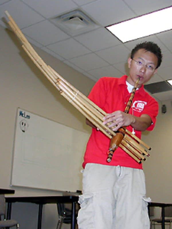 Traditional instrument