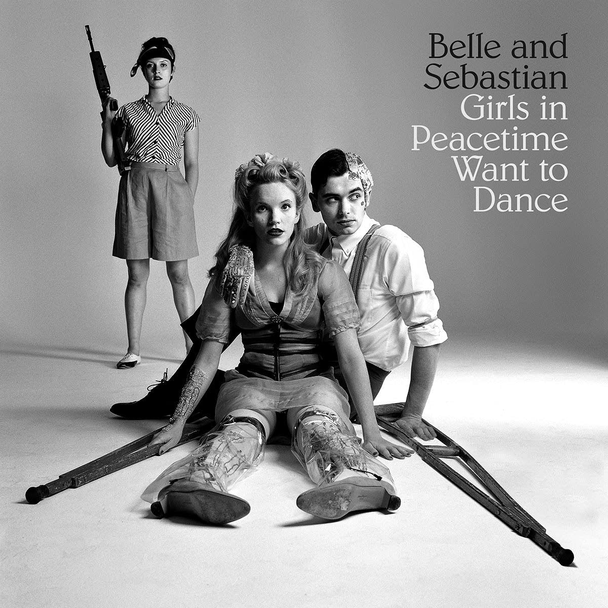 Belle and Sebastian 'Girls in Peacetime Want to Da