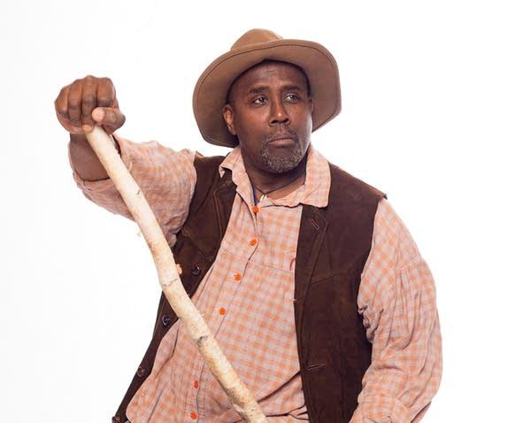 James A. Williams as George Bonga