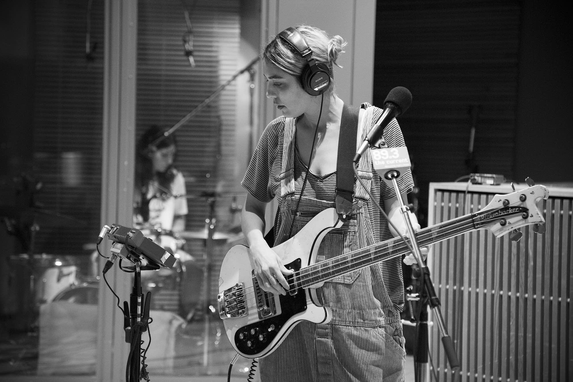 Warpaint perform in The Current studio | The Current