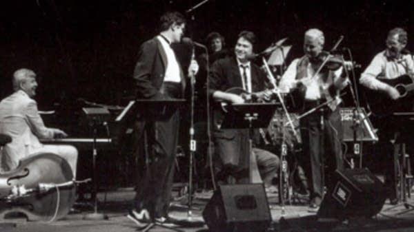 Butch Thompson, GK, Peter Ostroushko, Johnny Gimble and Chet Atkins