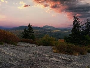 View of North Carolina