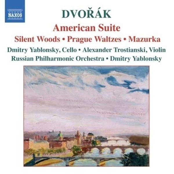 Antonin Dvorak - American Suite: I. Andante con moto