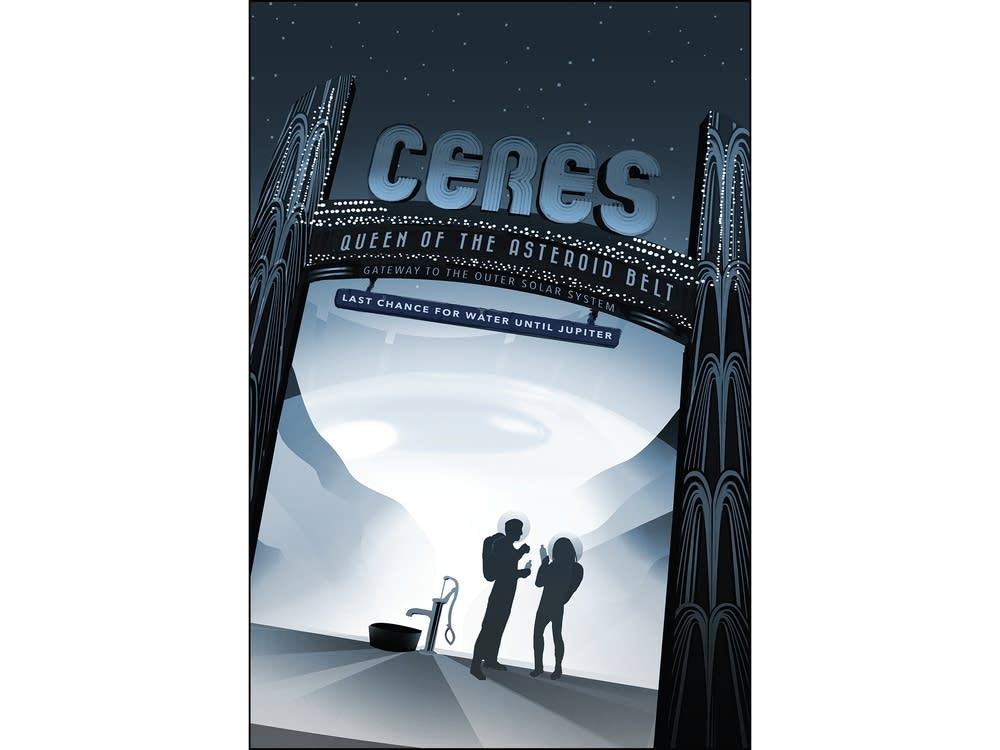 Ceres: Queen of the asteroid belt