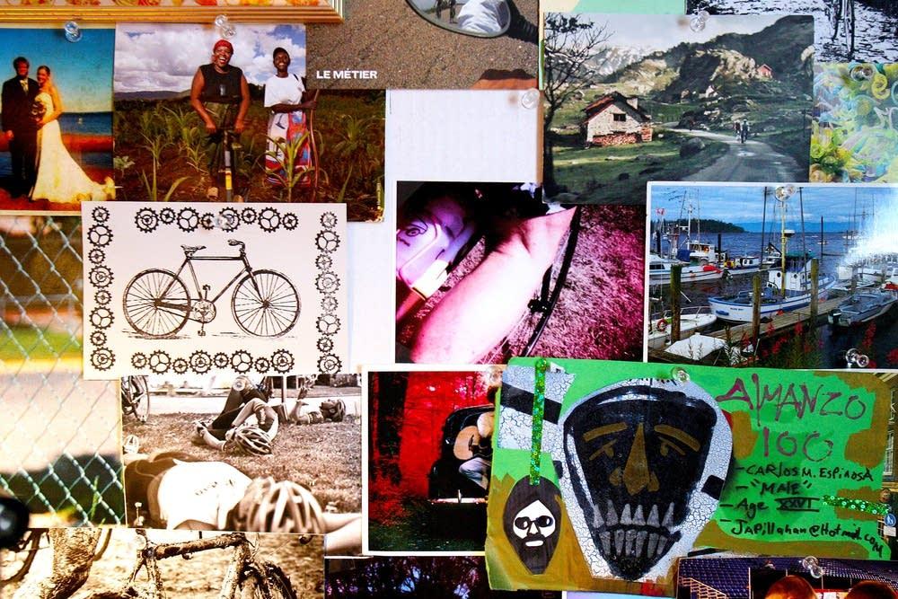 Almanzo 100 postcards