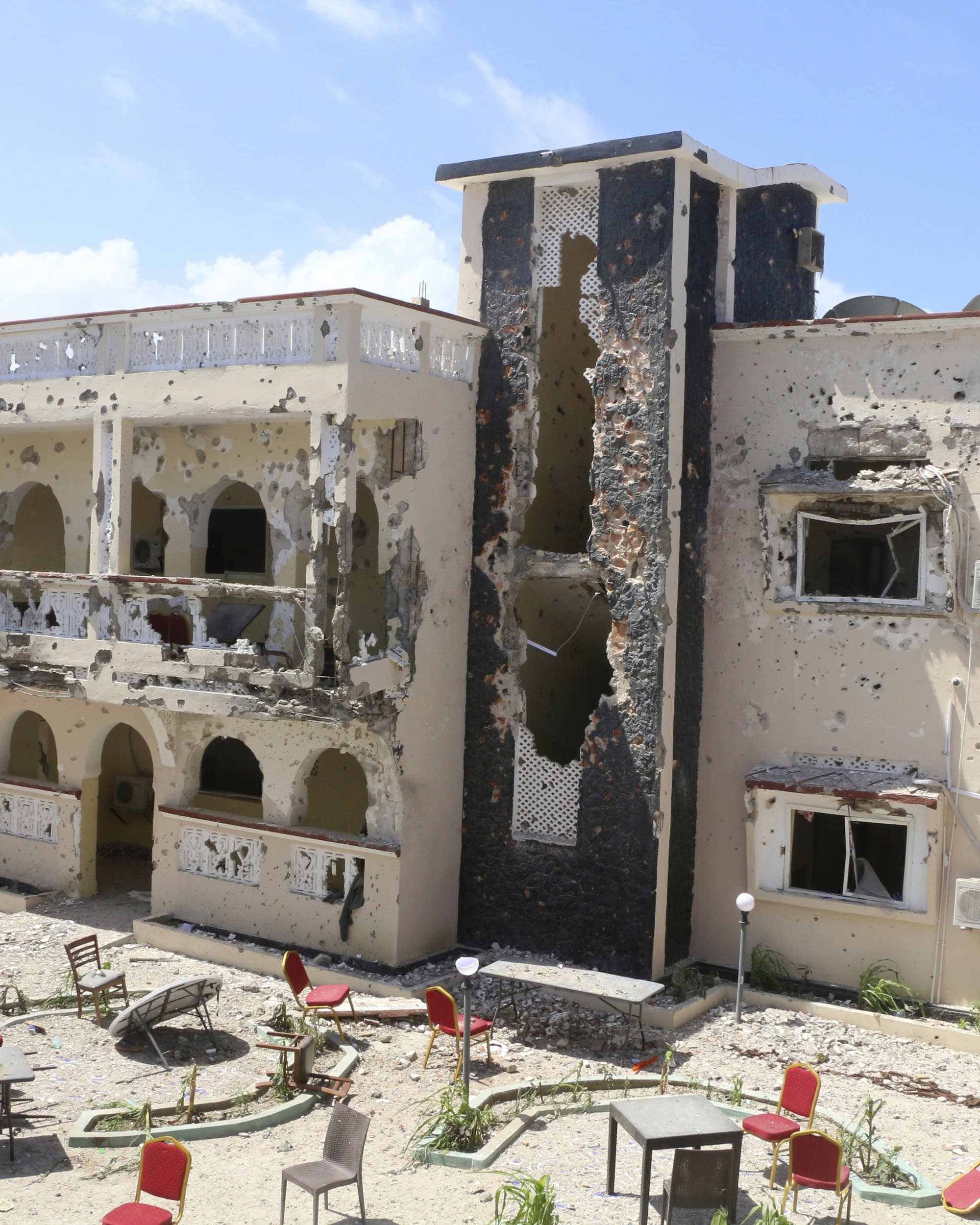 Somali forces end extremist siege of hotel