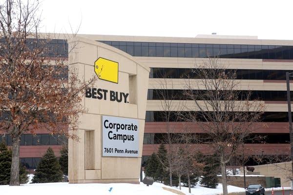 Best Buy layoffs