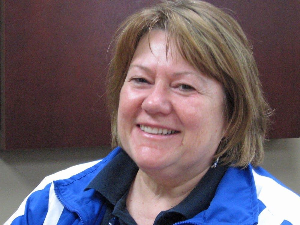 Principal Helen Kennedy