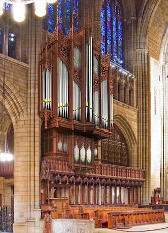 Dobson Op. 93/St. Thomas Church, New York, NY