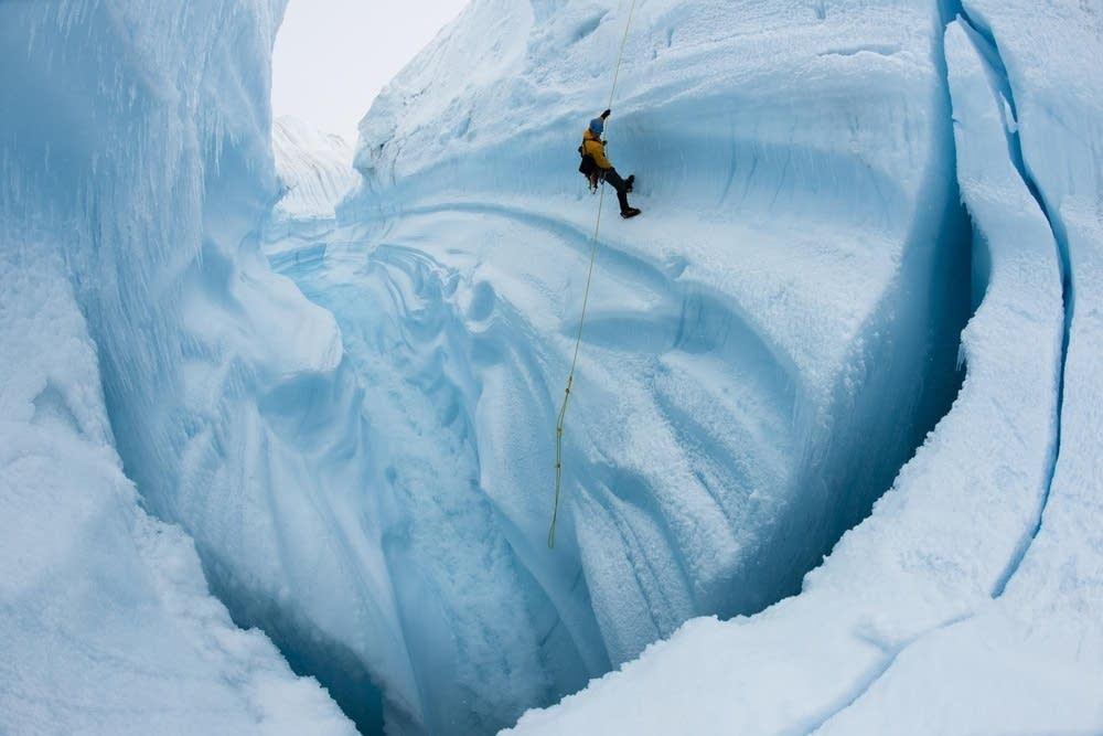 Survey Canyon, Greenland
