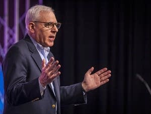 Philanthropist David Rubenstein in Aspen
