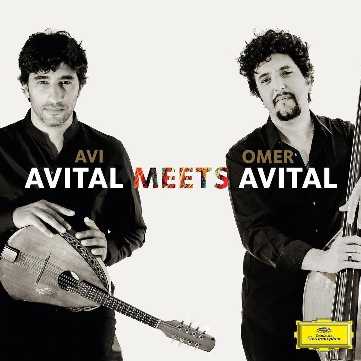 Avi Avital, 'Avital Meets Avital'