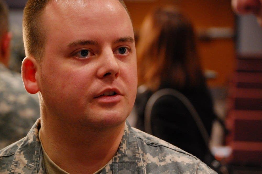 Staff Sgt. Aaron Hoska