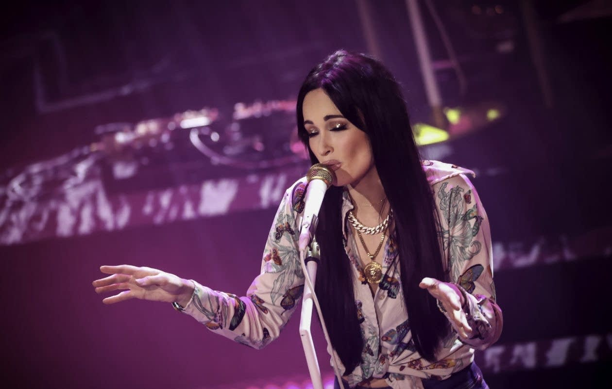 Kacey Musgraves performs at the Palace Theatre in St. Paul