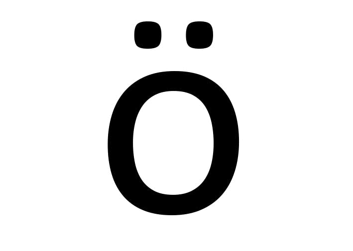 What are the two dots over a letter called in spanish