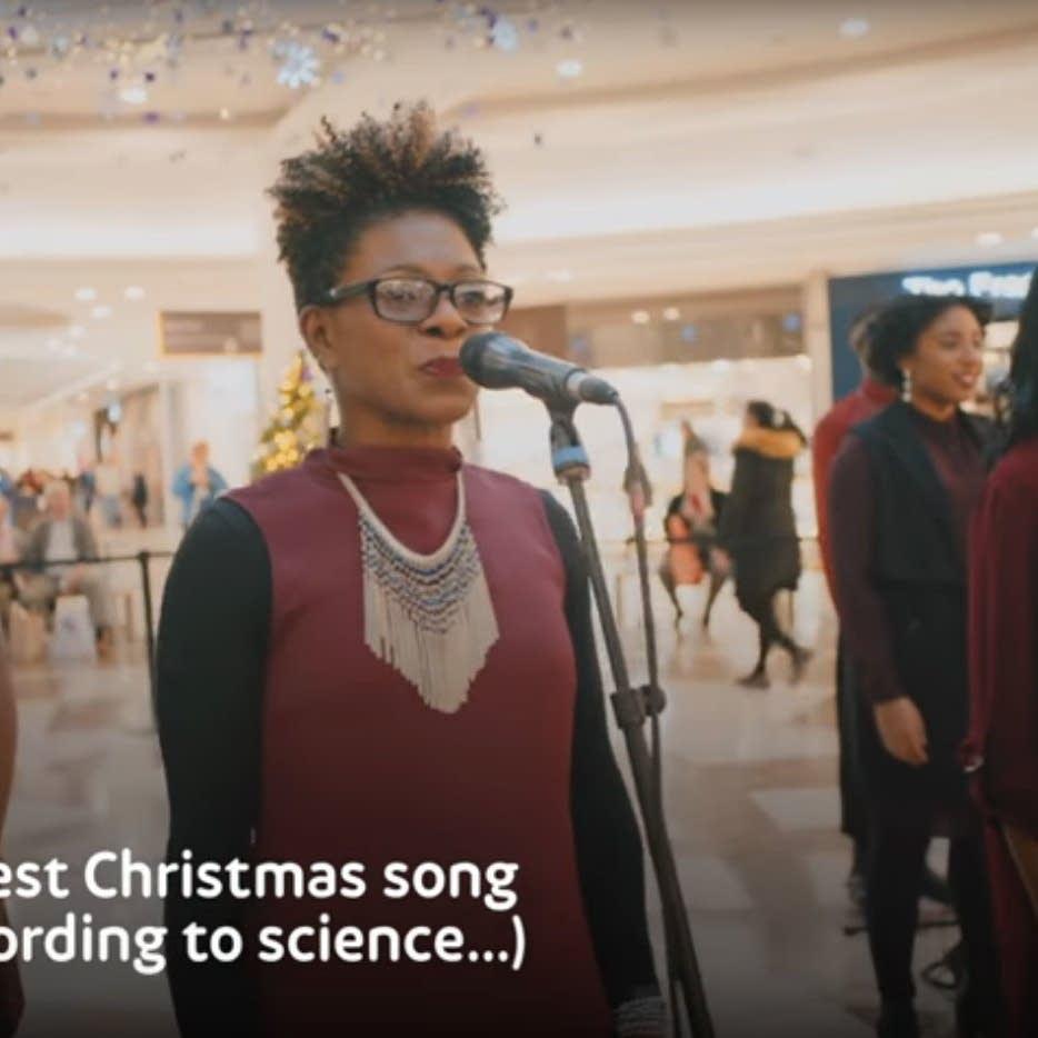 'Love's Not Just for Christmas,' London Community Gospel Choir