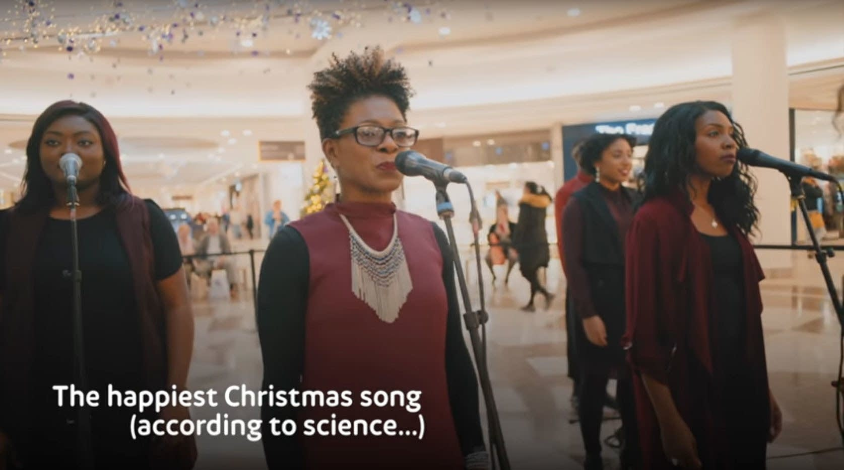 'Love's Not Just for Christmas,' London Community Gospel Choir