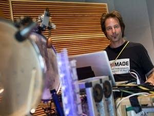 Robot Rickshaw Troy Rogers