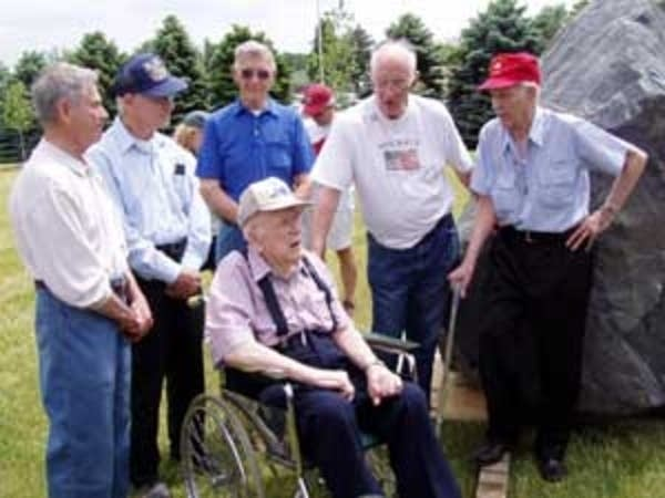 Iwo Jima veterans