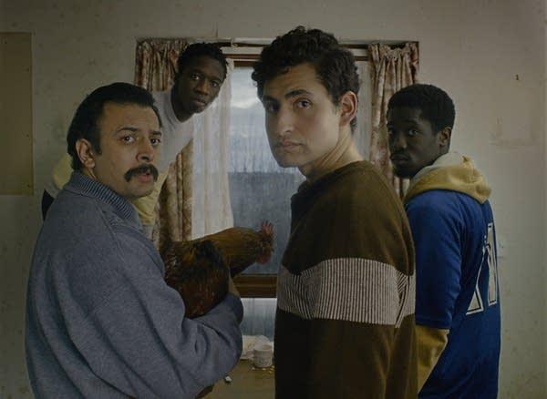 A screenshot of a movie.