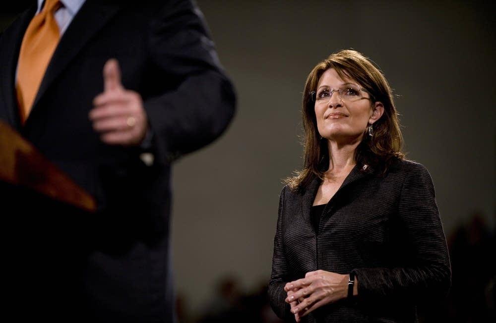 Alaska Gov. Sarah Palin