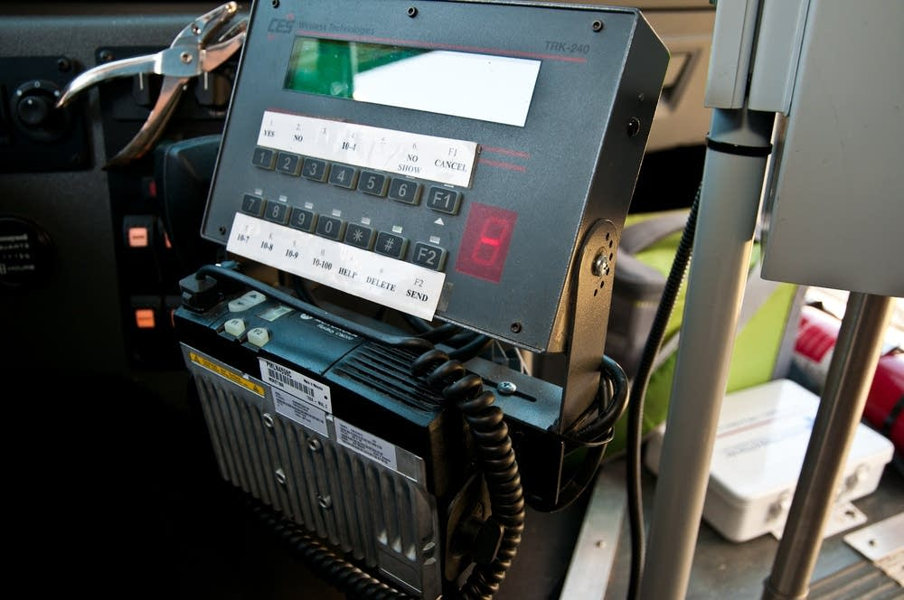 Mobil Data Terminal