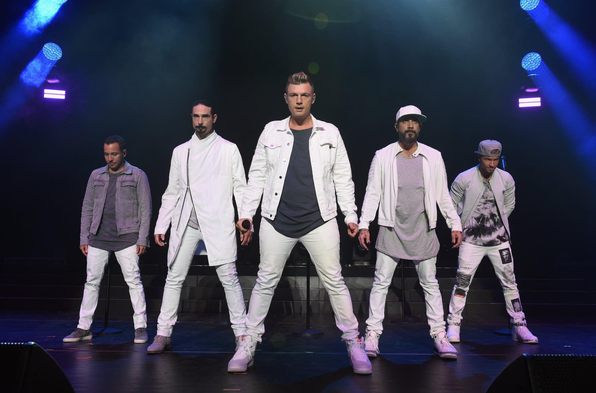 Backstreet Boys in concert