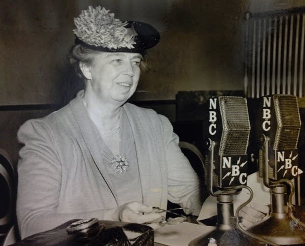 Eleanor Roosevelt: The First Lady of Radio