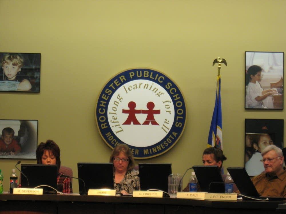 Rochester Public School board
