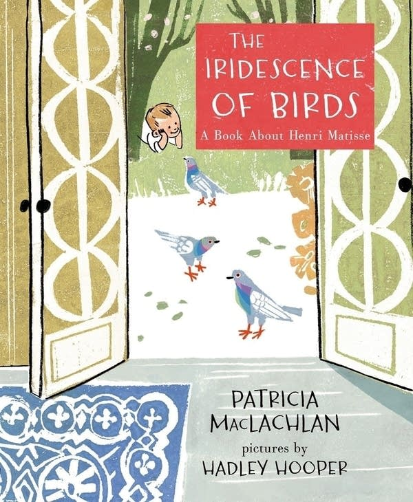 Julie's Library: The Iridescence of Birds
