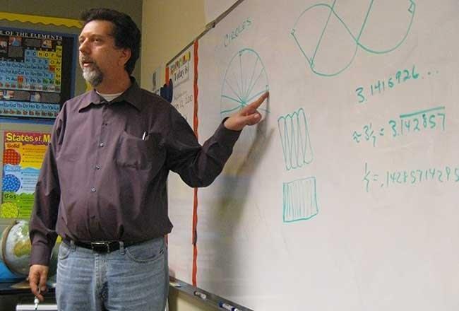 Teaching a GED math prep class