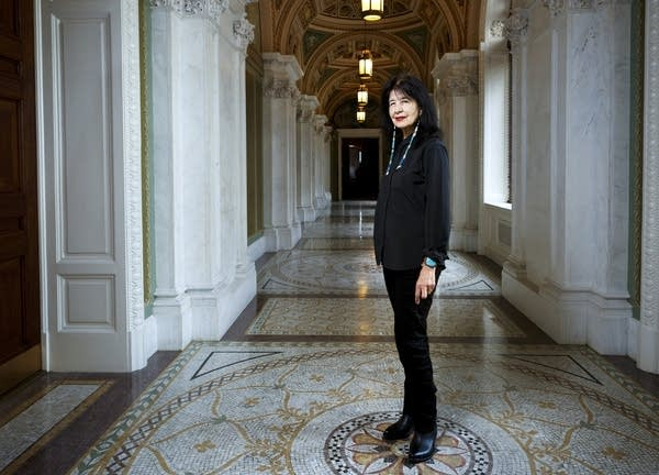 Joy Harjo is the country's first first Native American poet laureate.