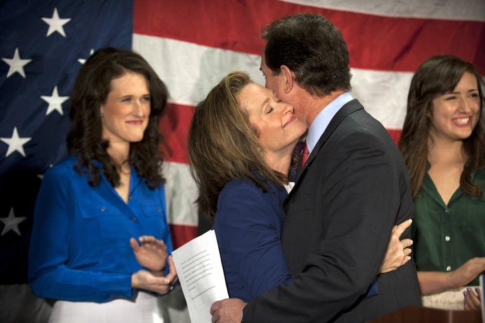 Rick, Karen Santorum