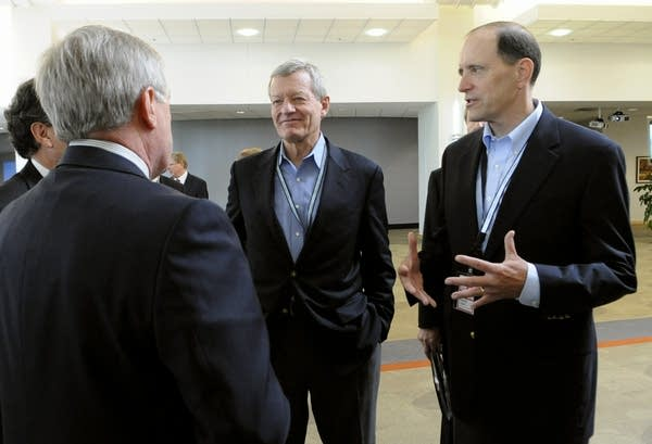 Dave Camp, Max Baucus, Fred Palensky