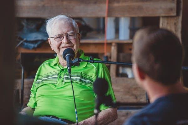Jim Frier interviewed by Mitchell Hora