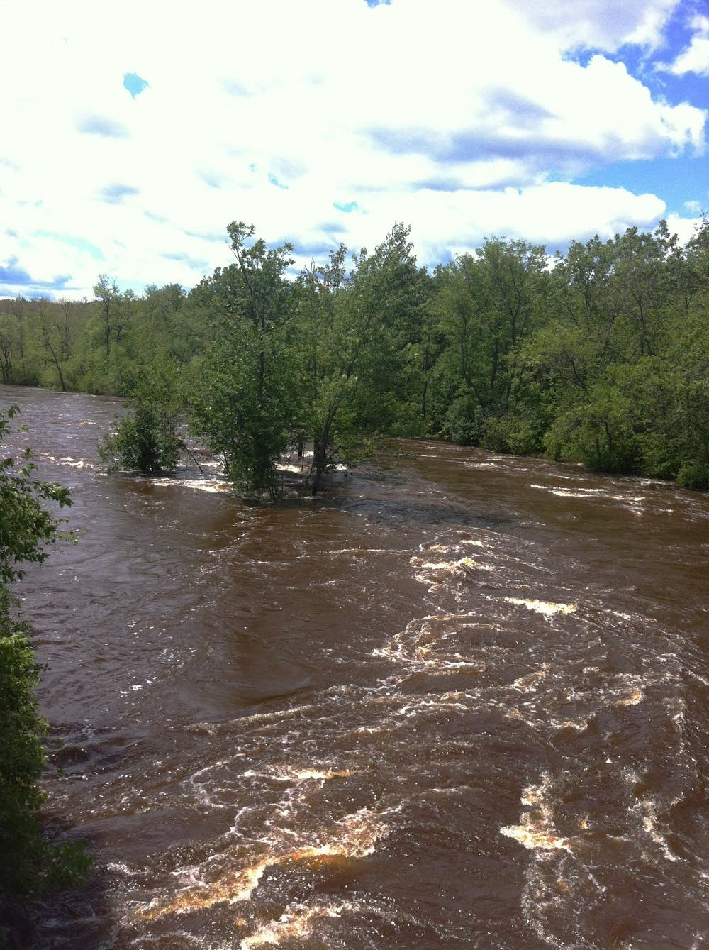Moose Horn River